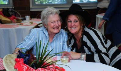 Mount Vernon Towers Country Western Party A Success!