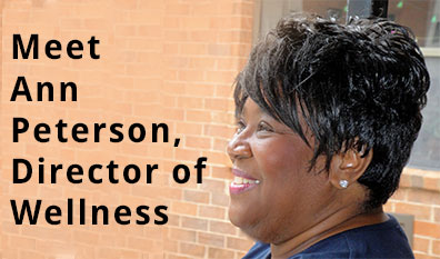 """Taking Care of People"" – Meet Ann Peterson, Director of Wellness at Mount Vernon Towers"
