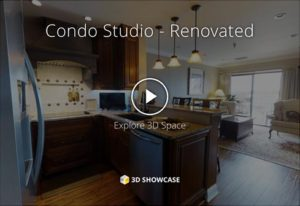 Renovated Studio Virtual Tour