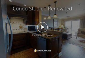 Renovated Studio Virtual Tour