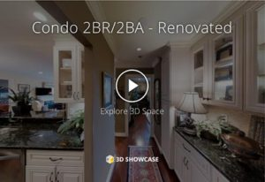 Renovated 2BR/2BA Virtual Tour