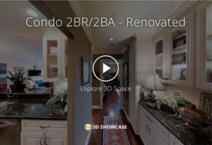 Renovated 2BR/2BA Virtual Tour