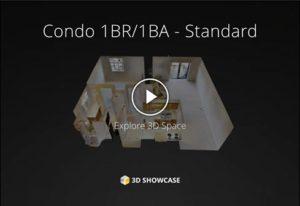 Standard 1BR/1BA Virtual Tour